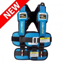RideSafer Travel Vest Gen 5, Large, Blue