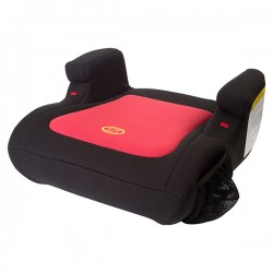 Delighter booster car seat RED/BLACK