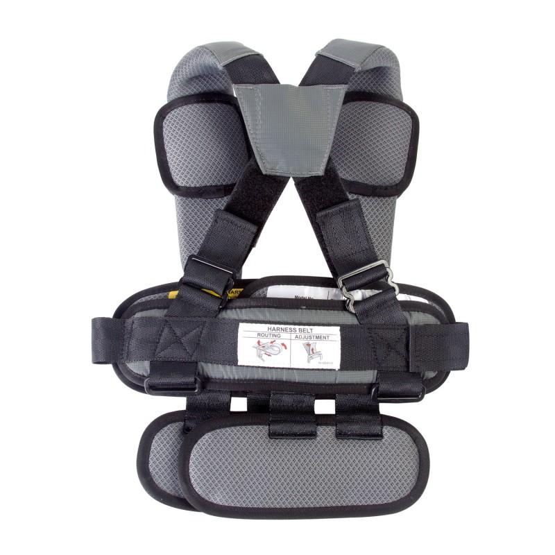 Ride Safer Travel Vest Gen 5 Gray X-Large